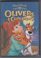 OLIVER & E  COMPANY DVD F.C. DISNEY Z3 - DV 0052 SIGILLATO!!!