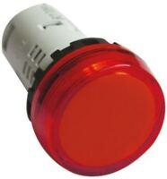 Idec Idec Yw Rouge Led Station de Contrôle Indicateur,22mm Découpé,Ip20, Ip65,