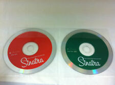 Frank Sinatra The Christmas Collection XMAS CD & DVD 2004 DISCS ONLY in Sleeves