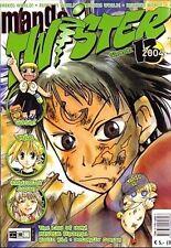 MANGA Twister n. 13 particolare Detective Conan, Alice 19th, Mister Zipangu, mar, Gash!