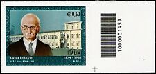 Italia 2012 - Luigi Einaudi - Codice a Barre 1459