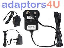 Philips PET706 / 05 CARICABATTERIE AC-DC Switching Adattatore Alimentatore PSU 9 VOLT