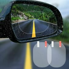 Car Mirror Sticker Anti Fog Glare Protective Window Film Clear Waterproof Decal