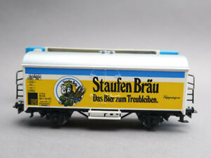 Märklin 4429 H0 Bierwagen Staufen Bräu im OVP