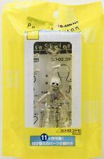 Re-ment Miniatures Re-ment Pose Skeleton Human No.02  arrival Halloween RARE
