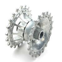Metal Driving Wheels Upgrade Part for 1/16 Henglong 3818 3819 3818-1 3819-1 Tank