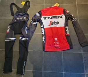 Trek segafredo Zanetti bibshorts and Jersey size medium,  new with tags.