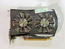 ZOTAC GeForce GTX 1050 TI GDDR5 Graphics Card OC Edition (288-1N454-300Z8)