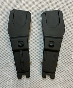 Mothercare Orb / Spin Car Seat Adapters Adaptors Maxi Cosi - Maine - Cybex Aton