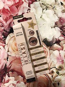 Revolution 5D Lash Extreme Extension Mascara Super Black 2021 Product Brand New