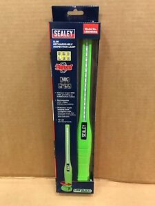 Sealey Slim Rechargeable Inspection Lamp