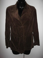 """THE CLOTHING COMPANY"" LADIES BROWN JACKET ** SIZE 8 - 10"
