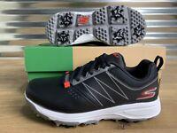 Skechers Go Golf Blaster Boys Golf Shoes Black Red Youth SZ ( 99981 ) NEW!