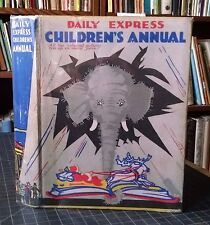 Pop-up, DAILY EXPRESS ANNUAL NUMBER 3, circa 1930s, christmas, fairy tales