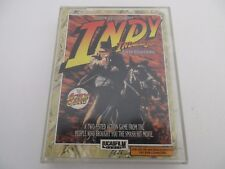 INDY INDIANA JONES and the LAST CRUSADE - AMSTRAD CPC DISK 464 664 6128 Complet