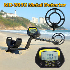 Waterproof Lcd Display Metal Detector Md3030 Treasure Hunter Gold Finder Digger