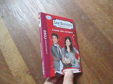 BIBLIOTHEQUE ROSE LES SORCIERS DE WAVERLY PLACE 5 ecole des sorciers  2011 12 eo