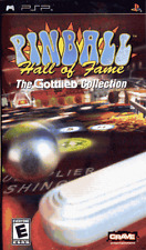 Pinball Hall of Fame The Gottlieb Collection Sony PSP Playstation Portable 2005
