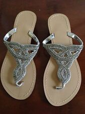 Ladies Womens Jewelled Sandals from Very - Size 3 - RRP £35