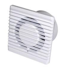 Sehr Leise Bad-Lüfter Wand-Ventilator Ø 100 Nachlauf Feuchtesensor Standard PLAN