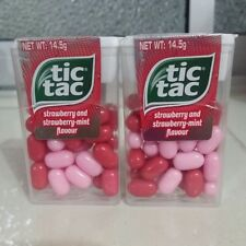 (2) Packs Strawberry & Strawberry Mint flavour Free Shipping Tracking Worldwide