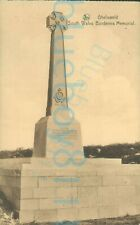 More details for gheluweld south wales borderers memoral 1930s printed postcard