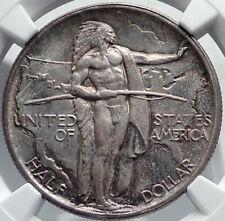 1926 Oregon Trail Commemorative Half Dollar Silver US Coin NGC MS 65  i82206