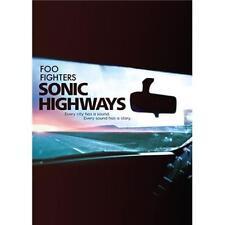 FOO FIGHTERS Sonic Highways 4DVD NEW