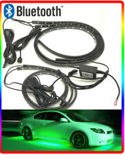 Bluetooth Multicolor Parte Baja Luz Neón LED Kit para CHEVROLET EPICA Kalos