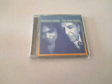 "LEONARD COHEN ""TEN NEW SONGS"" CD 10 TRACKS COMO NUEVO"