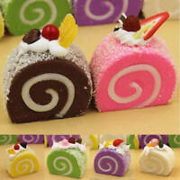 Cake Squishy Simulation Super Slow Rising Bread Kid Toy Kitchen Food Play Toy YK
