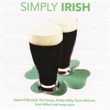Simply Irish 2-CD NEW SEALED Daniel O' Donnell/Fureys/Joe Dolan/Ruby Murray+