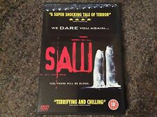 Saw 2 DVD! Look In The Shop!