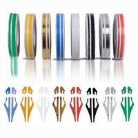 Striping Pin Stripe Steamline DOUBLE LINE Tape Car Body Vinyl Sticker Decal 12mm