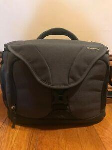 Brenthaven BX2 Large Shoulder Bag Charcoal Gray