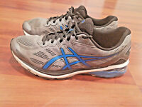 ASICS GT1000 5 T6A3N Men's Running Shoes Carbon Imperial Black Size 9.5