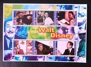 """Kongo 2002, """"Disney"""", dekorativer Block (P1640)"""