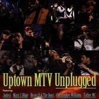 Uptown MTV Unplugged by Various Artists (CD 2005 Uptown Records (R&B)) LIKE NEW