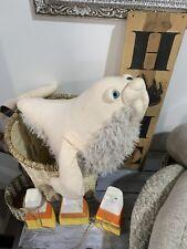 medium sized walrus 28�x8� stuffed animal for kids or home decor