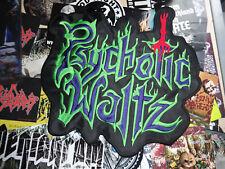 Psychotic Waltz Backpatch Shape Import Patch Progressive-Metal Nasty Savage RaR