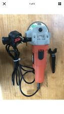 Black and Decker CD115 small angle grinder power tool