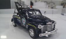 1953 Chevrolet 3100 WRECKER bleu KINSMART jouet miniature 1/38 échelle voiture