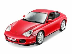 PORSCHE 911 CARRERA 4S NICE EXAMPLE & DETAIL DIECAST MODEL 1:18 SCALE BOXED NEW