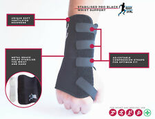 Wrist Support brace splint for carpal tunnel, arthritis NHS use