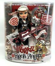 BRATZ ROCK ANGELS - YASMIN DOLL, DVD, CD, VIDEO GAME NEW IN BOX