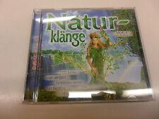Cd   Naturklänge Vol. 1 - Vögel & Wasser