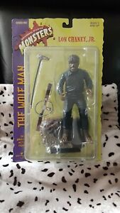 "The Wolfman 7.5"" action figure 1998 Sideshow Universal Studios Monsters MOC"