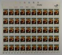 US SCOTT 1507 PANE OF 50 CHRISTMAS RAPHAEL GALLERY STAMPS 8 CENT FACE MNH