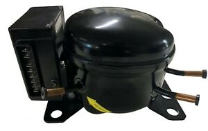 Kompressorset 12V/24V passend für Danfoss Secop BD35F mit Elektronik + Anbausatz