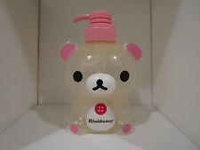 Official San-X Korilakkuma Shampoo Bottle